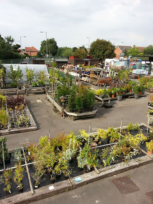 Hardwick's Garden Centre, Boroughbridge