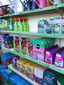 Gardening Chemicals