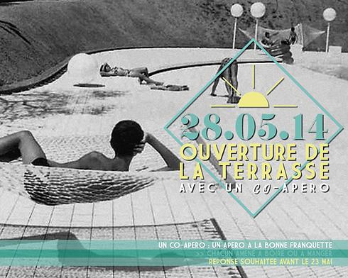 SFR flyer - Party 2014