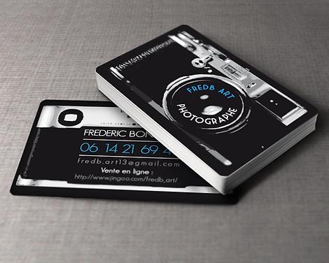 Photographe - Business card