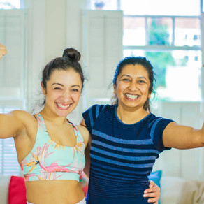 Where do I begin?! How to start building fitness & wellbeing into your life FOR GOOD!