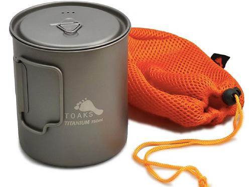 TOAKS Titanium 750ml Pot ($5.00)