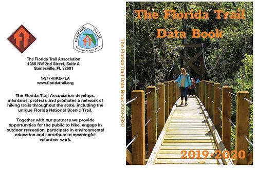 2019-20 Thru-Hiker Map Packet w/ Databook ($10.00)