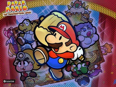 Paper Mario: The Thousand-Word Essay [SPOILERS]