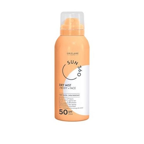 Sun 360 Spray Protector Facial y Corporal FPS 50