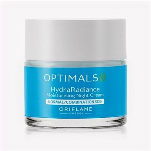 Optimals Hydra Radíance Crema Facial hidratación Nocturna