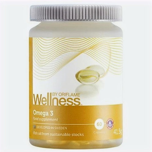 Suplemento Alimenticio Omega 3