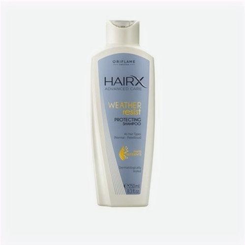 Shampoo Protector HairX Advanced Care Resistente al sol