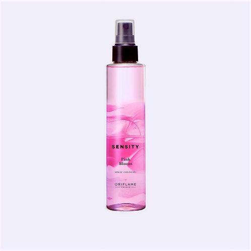 Colonia Refrescante Sensity Pink Bloom
