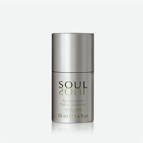 Desodorante Antitranspirante en Roll-on Soul