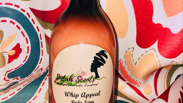 Whip Appeal (Body Lotion) 8oz