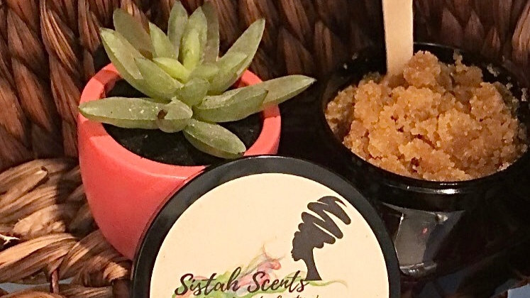 Brown Suga Babe (Body Scrub) 8oz