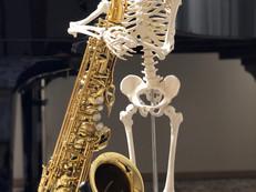 音のための身体の使い方とソプラノサクソフォンの構え方