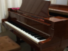 ピアノを「弾く」ということ