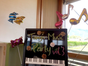 Tamy's Music Party vol.3終了♬