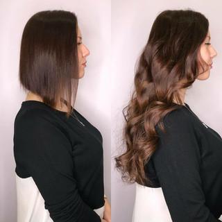 extensions de cheveux