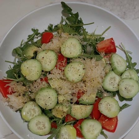 Gut Healthy Salad