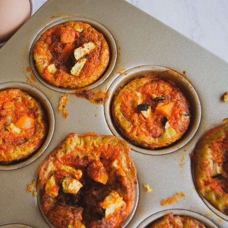 Egg Muffins (glu