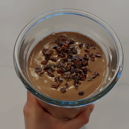 Chocolate Shake Smoothie