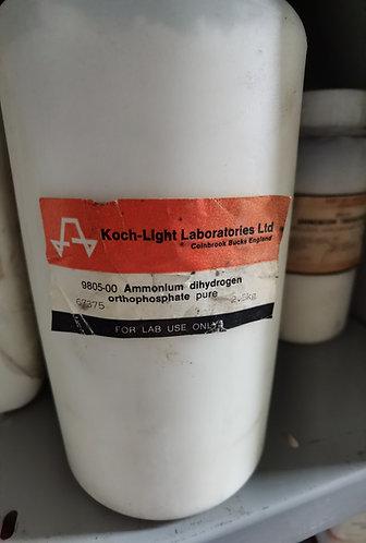 Ammonium Dihydrogen Orthophosphate 2.5g
