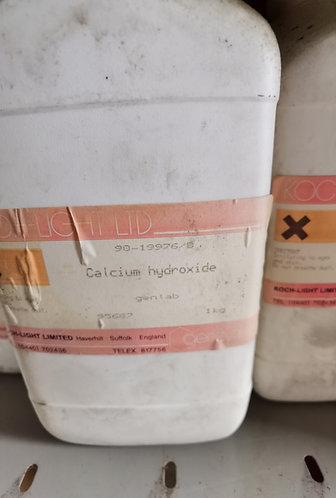 Calcium Hydroxide 1kg