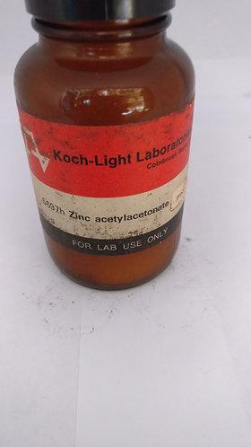 Zinc acetylacetonate, >90% 25g