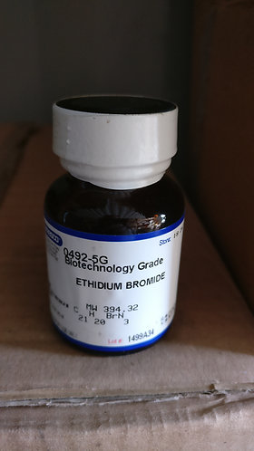 Ethidium bromide 5g