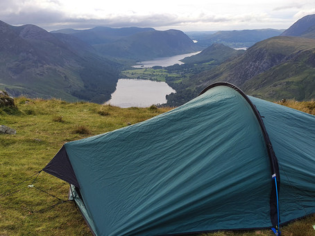 Fleetwith Pike Wild Camp (31/07/2020)