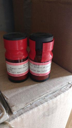 Phenol red, water soluble pH indicator 5g