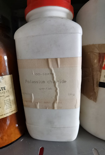 Potassium Chloride genlab 1kg