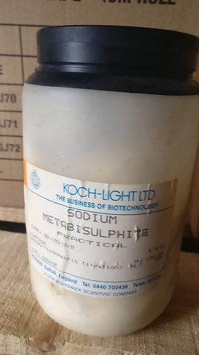 Sodium metabisulphite, >90% 1kg