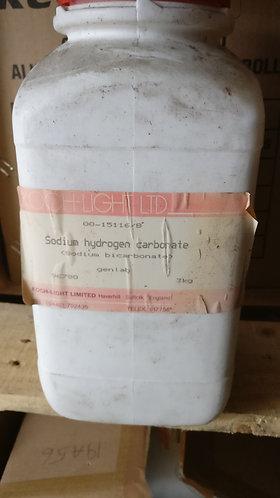Sodium hydrogen carbonate, >99% 3kg