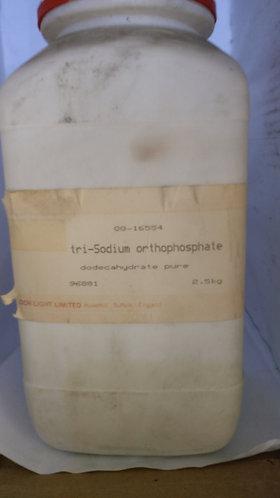 tri-Sodium orthophosphate dodecahydrate, >97%