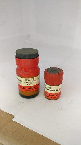 L-Phenylalanine methyl ester, >99% HCI