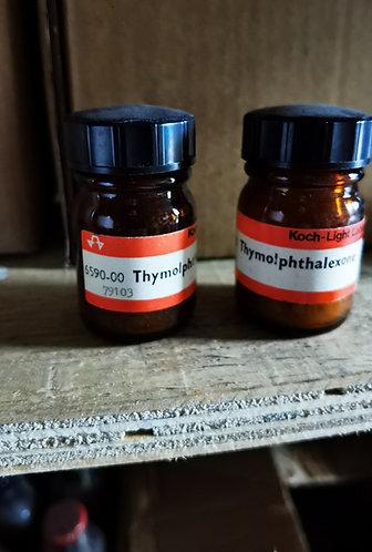 Thymolphthalein complexone, sodium salt