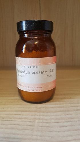 Magnesium Acetate A.R 100g