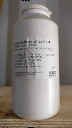 Butyl hydroxy anisol B.P. 1kg