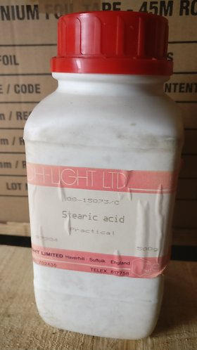 Stearic acid, >90%