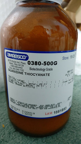 Guanidine Thiocyanate 500g