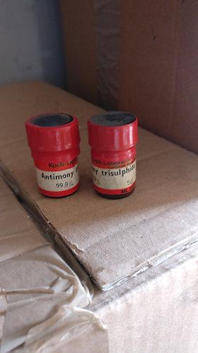 Antimony trisulphide 99.8% 5g