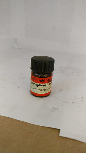 Bromophenol red pH indicator