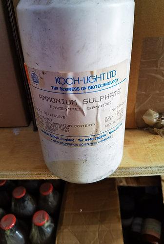 Ammonium Sulphate Enzyme Grade (BDH)