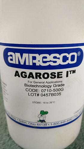 Agarose 1 500g Bio-tech grage