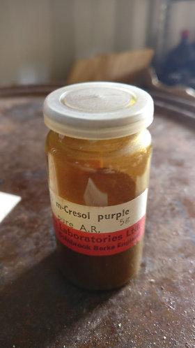 m-Cresol (purple pure A.R) 5g