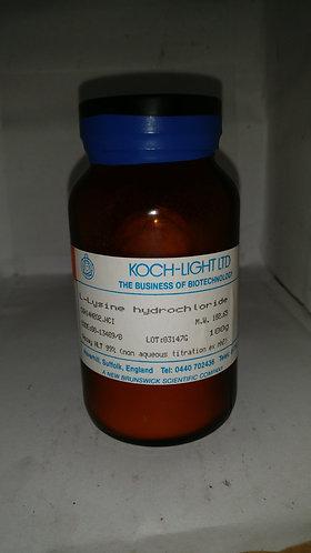 L-Lysine hydrochloride, >99%