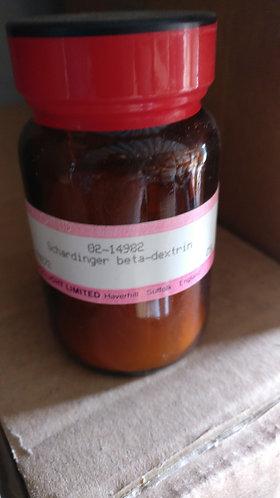 Schardinger b-dextrin