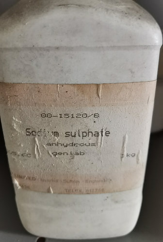 Sodium Sulphate Anhydrous 1kg