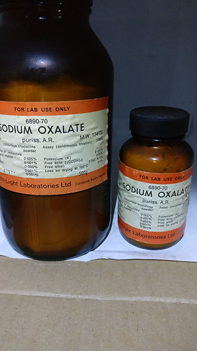 Sodium Oxilate