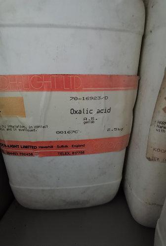 Oxalic Acid A.R.