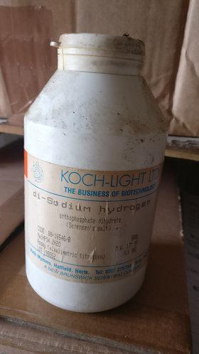 di-Sodium hydrogen orthophosphate 500g